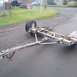 Car Trailer In Good Condition for Sale in Portland, OR