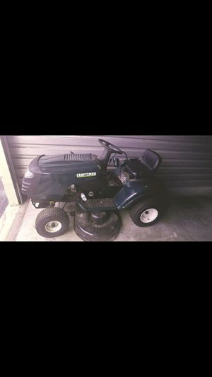 Craftsman riding lawn mower for Sale in Riverview, FL