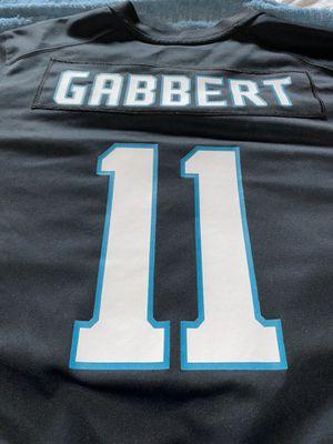 Jacksonville Jaguars Blaine Gabbert #11 Nike Football Jersey Men's MEDIUM for Sale in North Las Vegas, NV
