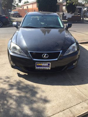 I am selling my 2008 Lexus is 250 for $7500 or better offer for Sale in Compton, CA