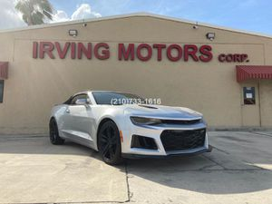 2017 Chevrolet Camaro for Sale in San Antonio, TX