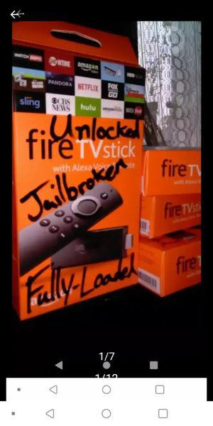 Firestick for Sale in Houston, TX