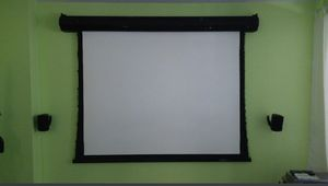 Stewart LXE 70 Motorized Projector Screen for Sale in Washington, DC