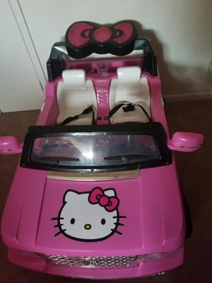 Carro Hello Kitty for Sale in Durham, NC