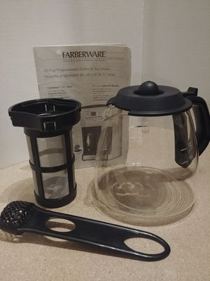 12-Cup Programmable Coffee & Tea Maker for Sale in Dallas, TX