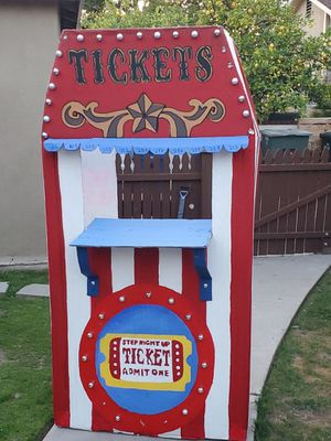 Ticket Booth for Sale in Ontario, CA