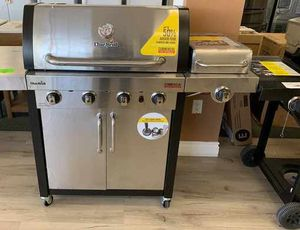 Brand New Stainless Steel Char-Broil BBQ Grill! PU8Z9 for Sale in Austin, TX