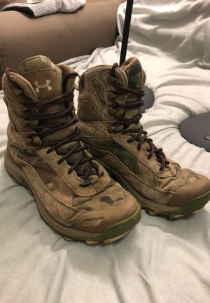 Under Armor Boots Size 9 for Sale in Joint Base Lewis-McChord, WA