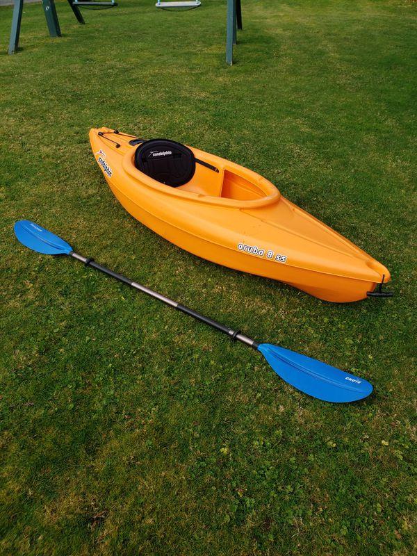 Like new kayak