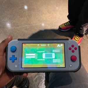 Nintendo Switch Lite Pokémon Edition for Sale in Hyattsville, MD