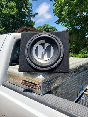 "Memphis 12"" subwoofer for Sale in Bacliff, TX"