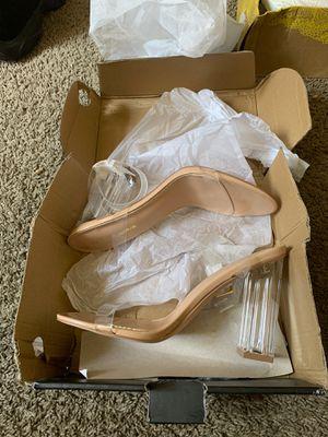 Fashion Nova Hi Heels Size 9 for Sale in Camp Springs, MD