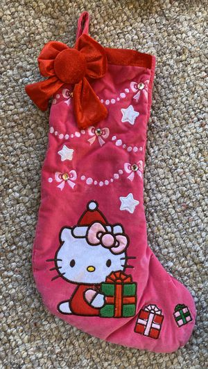 Hello Kitty Stocking for Sale in Attleboro, MA