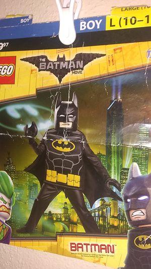 Batman costume for Sale in Tulare, CA