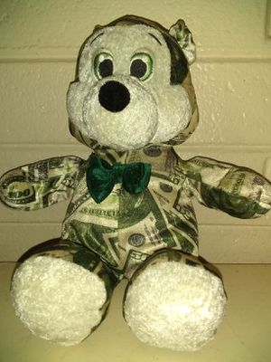 Money bear for Sale in Phoenix, AZ