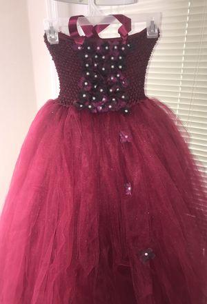 Handmade Flower girl dress for Sale in Tampa, FL
