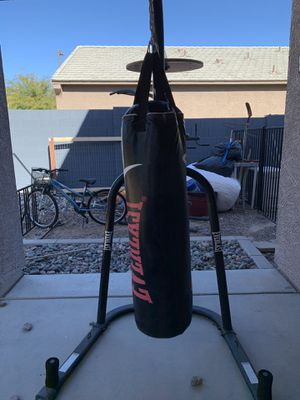 Punching bag / speed bag for Sale in Buckeye, AZ