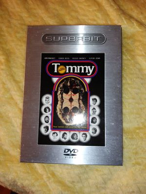 Superbit TOMMY DVD VIDEO for Sale in La Mesa, CA