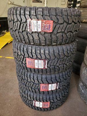 33x12.50 R22 Radar RT tires for Sale in Orange, CA
