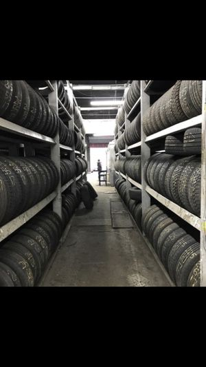 Used tires all sizes! for Sale in Brentwood, MD