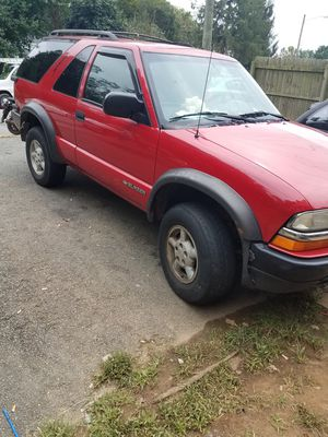 1999 Chevy Blazer for Sale in Charlottesville, VA