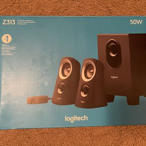Logitech 2.1 Speaker System for Sale in San Diego, CA