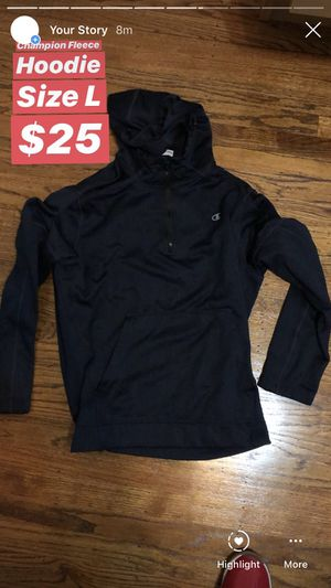 Champion , Hollister , Drake Hoodie for Sale in Colma, CA