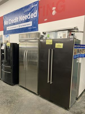 NEW KitchenAid 42-inch Wide Stainless Refrigerator for Sale in Ontario, CA