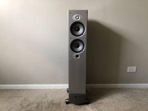 Polk Audio RTi8 Single Home Tower Floor Standing Speaker for Sale in Mount Prospect, IL
