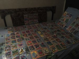1991 Marvel Cards (14 Protective Cases) for Sale in Kountze, TX