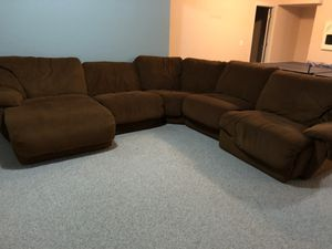 Sectional sofa for Sale in Herndon, VA