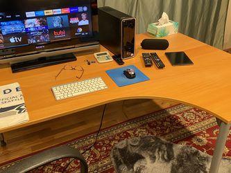 IKEA Corner Desk Gallant for Sale in Renton,  WA