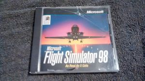 Microsoft Flight Simulator 98 for Sale in Perris, CA