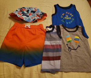 2T Boy's Summer Bundle for Sale in Madison Heights, VA
