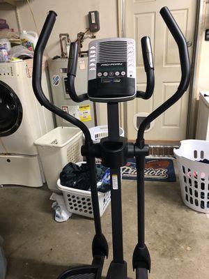 Elliptical Pro-Form for Sale in Hampton, VA