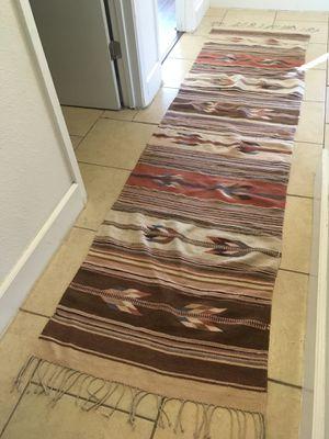 Bohemian Tribal Hallway or Runner Rug for Sale in Austin, TX