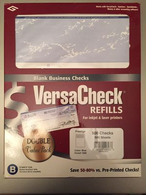 New Box VersaChecks for Sale in Gambrills, MD