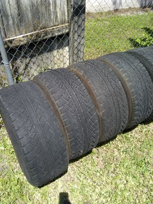 (4) 305/55r20 Maxtrec tires 305/55/20 33x12.50r20 33 inch 20 for Sale in Port St. Lucie, FL