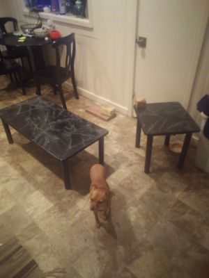 Coffee table and end table for Sale in Fort Worth, TX