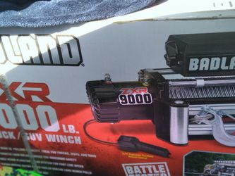 9000 Ib Electric Winch for Sale in Portland,  OR