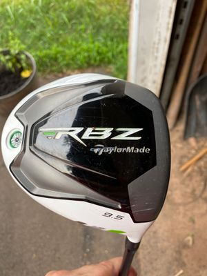 Taylor made RBZ driver 9.5 stiff golf club for Sale in Roselle Park, NJ