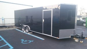 24' ENCLOSED VNOSE TRAILERS ALL SIZES for Sale in East Hartford, CT