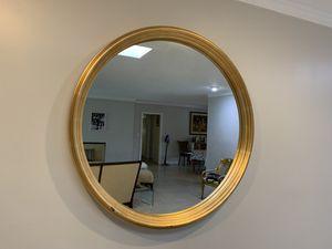 Gold Mirror for Sale in Miami, FL
