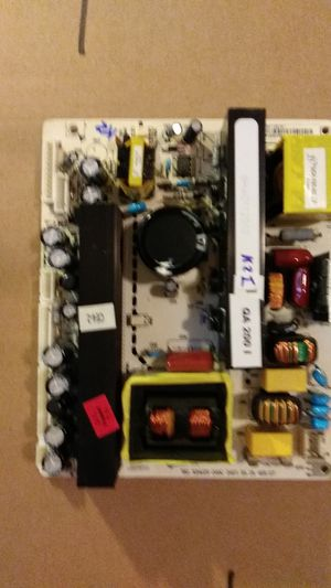 INSIGNIA POWER SUPPLY BOARD 782.32HU25-200C CODE 6HA0112010 FROM MODEL NS-LCD32 for Sale in Meridian, MS
