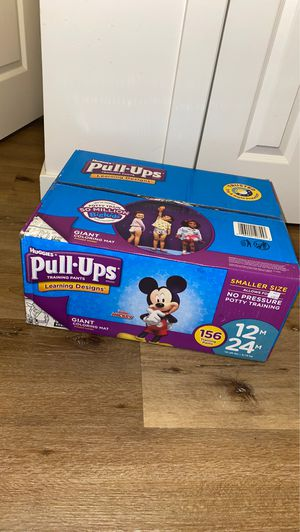 Huggies 12-24 month pull ups for Sale in San Diego, CA