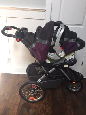 Baby Trend Expedition Jogger Travel Stroller and more for Sale in Vacaville, CA