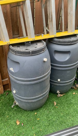 Rain barrels for Sale in Chicago, IL
