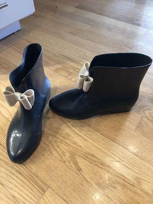 Women's rain boots size 7.5 for Sale in Miami, FL