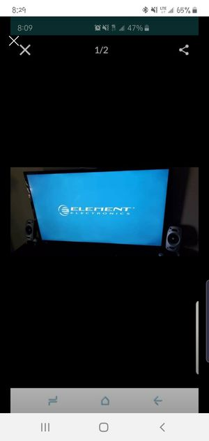 40 in. Element TV for Sale in Vancouver, WA