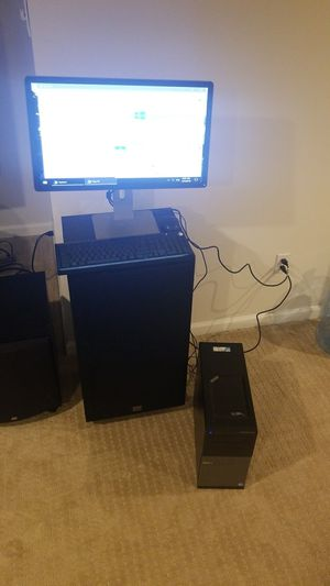 Dell optiplex 3010 i5 Intel 500gb 8gig ram business grade desktop with monitor keyboard for Sale in Herndon, VA